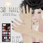 ''{RoA}'' -30 Nail (Oval shape)