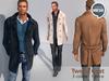 Mesh - Tweed Coat - REDGRAVE