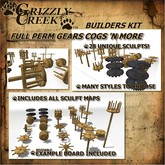 Grizzly Creek Full Perm Gears Cogs, Pulleys and More