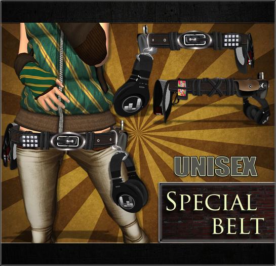 NS:: Special Belt