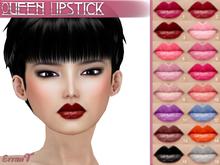 -Errant- Queen Lipstick (16 Colors)