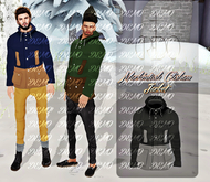 CREDO - DEMO 'Mackintosh Clisham Jacket' Black/Gray