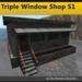 [FYI] Triple Window Shop with HDX Texture
