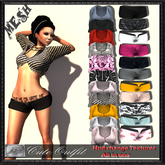 [M.o.w] Cute Outfit (Hud Texture Selector) [Bag Wear]