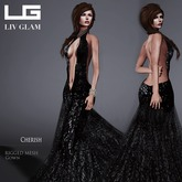 [LIV-Glam]WINTER-2012-Cherish BodyCon Gown [WearMe]