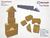 *M n B* Toy blocks (meshbox)
