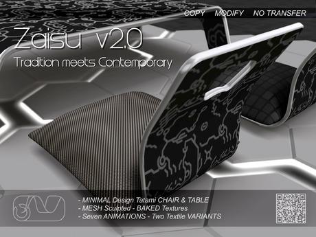 Zaisu v2.0 (Circuit Edition)