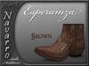 Riders Navarro Ankle Boots Add-On (Esperamza Brown)