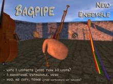 Bagpipe New Ensemble v.3.0