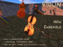 Violin New Ensemble v.3.0