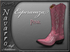 Riders Navarro Shaft Boots Add-On (Esperamza/Pink)