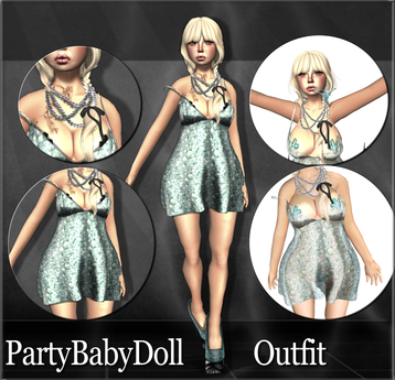 NS:: Partybabydoll Outfit