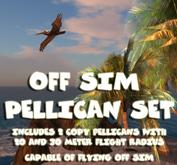Off Sim Pelican Set