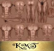 .:::K,M,T:::.AddonZ Full Body Hair Sparce Set Of 51 Full Perms