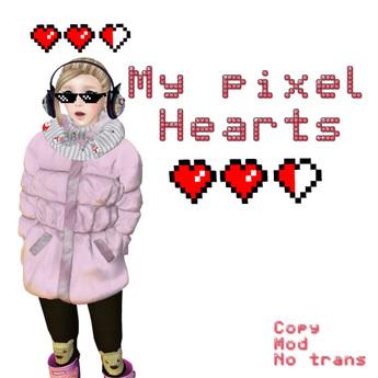 .:Pinku*Pantsu:.My Pixel HeartZ ;D
