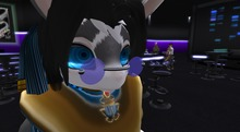 Blue Sunglasses for Furries