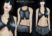 night's full perm rigged mesh clothes part 4