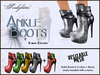 *Soulglitter* Ankle Boots -  X-mas Edition