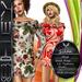SHEY - Silan Mesh Knit Dress