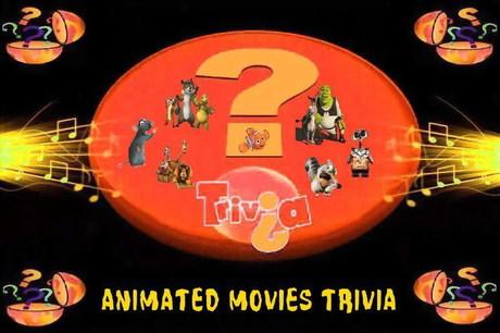 Animated Movies Trivia