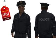 Mesh Police man dummy Copy Modify Transfer