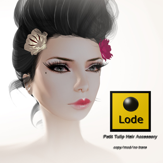 FREE *LODE* Hats - Petit Tulip Hair Accessory