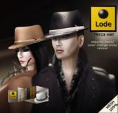 *LODE* Hat - Fredi [pastel tones]