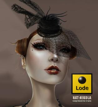*LODE* Hat - Nikola