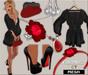 MESH Black Tunic Outfit FashionNatic