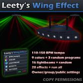 Leety's Wing Effect
