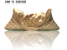 BeloD - Classic Clutch - Gold