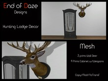 EoD Hunting Lodge Decor