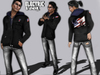 *-*Electric Feel*-* Patriot (hoodie outfit)