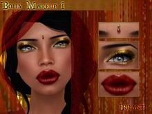 -Errant- Bolly Makeup 1 (Eyes, Bindi, Lips & Sets)