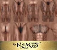 .:::K,M,T:::.AddonZ Full Body Hair Smooth Set Of 51 Full Perms