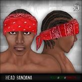 DEF! Bandana / Head / Red