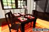 {XO} Full Perm Dining Set ~ Furniture Food & Drink