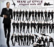 TuTy's - MAN of STYLE elegant male AO