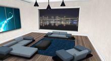 Moody Blu Liveing Room set V2.0