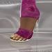 FaiRodis Glamour Snake styled stiletto