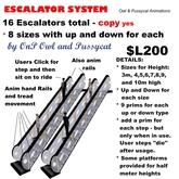 OnP Escalator System
