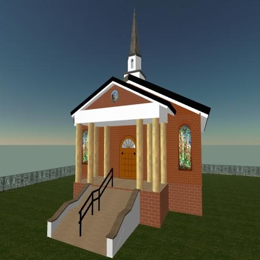 Vine Grove Church - boxed