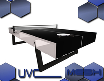 UVC Co. - Mesh Pro Ping Pong Table