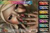 [ S H O C K ] Starshine Glitters Nails