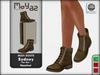 Sydney Mesh desert boots - Hazelnut - for her