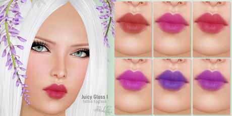 cheLLe (lipgloss) Juicy Gloss I
