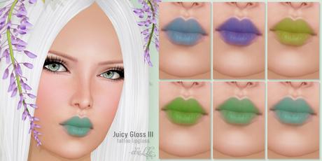 cheLLe (lipgloss) Juicy Gloss III