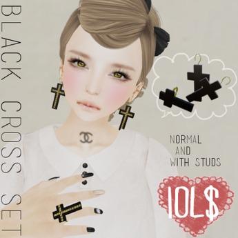 ''{ RoA }'' -Black Cross SET (10LGift)