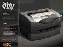 Printer Laser 412 - DBy