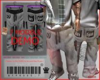 DEMO [BuFu]Prod0.7_MESH_Unisex_Baggy_Wider_Swag